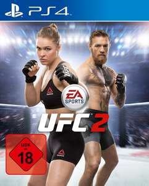 [PSN] EA SPORTS UFC 2 ab 34,99€ (PVG ab 54,95€)