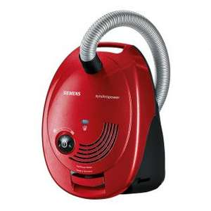 Siemens VS06B113 Staubsauger - 600W, 9m Radius, Micro-Filter, Made in Germany für 55,57€ bei redcoon