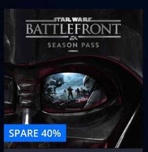 [PSN] Star Wars Battlefront Season Pass