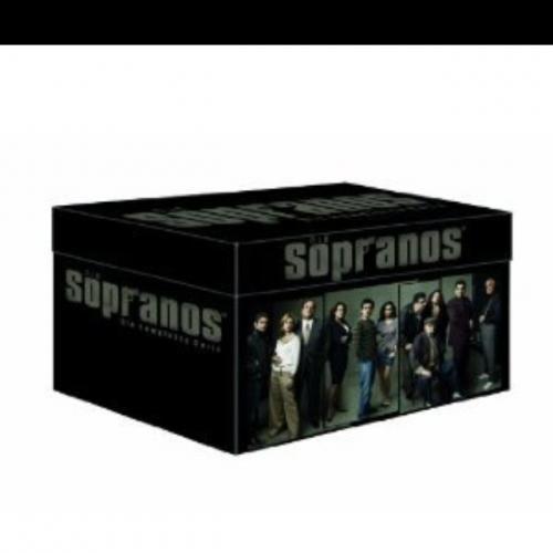 Die Sopranos Mafiabox Staffel 1-6 (28 DVDs) 52,97 Euro