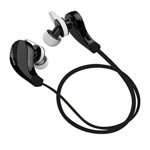 Amazon.de: Vansky® Bluetooth Noise Cancelling In Ear Kopfhörer (schwarz)