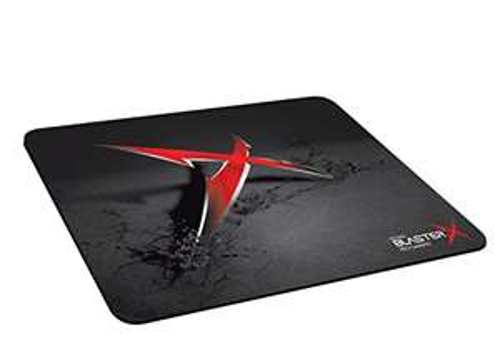 Creative Sound BlasterX Alphapad Gaming Mousepad schwarz