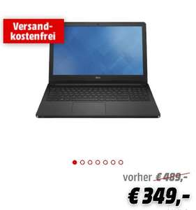 ?Dell Vostro 3559-8713 mit Core i5-6200U, 4GB RAM, 1000GB HDD, 15,6 Zoll matt, Wartungsklappe, Windows 7 & 10 Professional für 349€ bei Media Markt