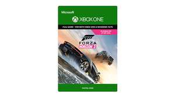 [Microsoft US] Forza Horizon 3 Download + 10 USD Geschenkkarte - Xbox One / Win10