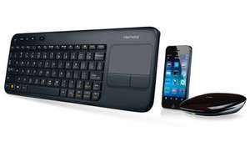 [Preisfehler] Logitech Harmony Smart Keyboard (inkl. Touchpad) + Harmony Hub (Wlan, Bluetooth, Infrarot) für 39,99€ [Ebay]