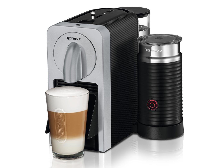 DeLonghi Nespresso Prodigio & Milk EN 270.SAE für 169,99€- Kapselmaschine mit Milchaufschäumer und Bluetooth + 70€Nespresso Club Guthaben