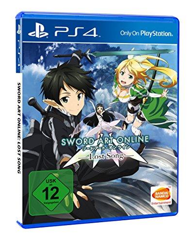 [Amazon.de] Sword Art Online: Lost Song - Playstation 4 - für 29,99€ inkl. VSK