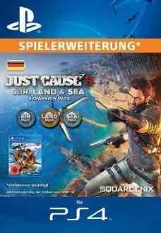 [PSN][PS4][DLC] Just Cause 3: Luft-, Land, und Meerpass