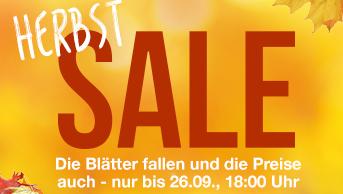 Rakuten Herbstsale 8% auf alles z.B. Apple Earpods für 6,43€ / Philips 55PUS7101/12 für 919,08€