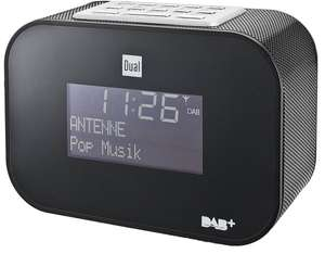 (Amazon) Dual DAB CR 26 Digitalradio, DAB+, PLL-RDS-UKW-Tuner, Senderspeicherfunktion, dimmbares LC-Display, Snooze/Weckfunktion für 41,95€