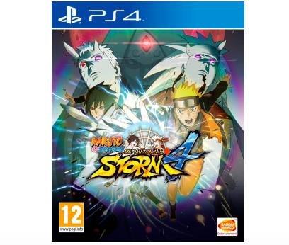 Naruto Ultimate Ninjastorm 4 [Xbox One/PS4] (MediaMarkt Schweiz)