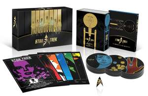 [Amazon.com] Star Trek 50th Anniversary TV and Movie Collection - Bluray
