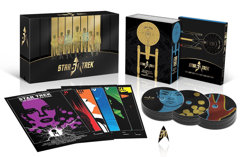 [Amazon.com] Star Trek 50th Anniversary TV and Movie Collection - Bluray