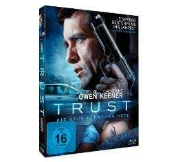 (Amazon + MediaMarkt) Trust - Lenticular Edition [Blu-ray] für 4,99€
