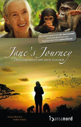 Kindle:Jane´s Journey: Die Lebensreise der Jane Goodall
