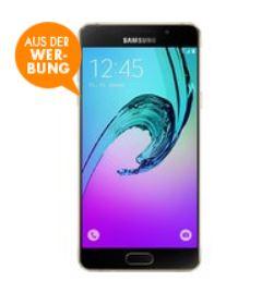 Samsung A5 [2016] - alle Farben @euronics.de + lokal - 279€ (284,95€)