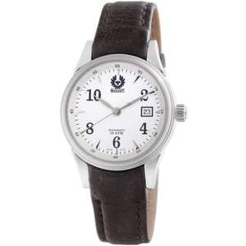 Belstaff Armbanduhr, Schweizer Automatikwerk Kaliber ETA 2824,  Saphirglas, Lederarmband, @Amazon.de, Blitzangebot 17 Uhr