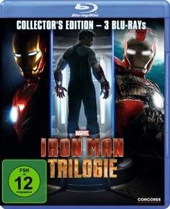 Iron Man Trilogie (Blu-ray) für 9,23€ bei Thalia