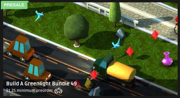 [¿Steam?] Build A Greenlight Bundle 49 von Groupees (released)