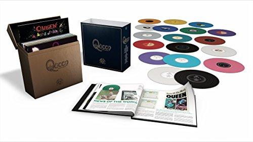 [Amazon.it] Die volle Dröhnung Queen, Complete Studio Album Vinyl für 257,90€ nur heute