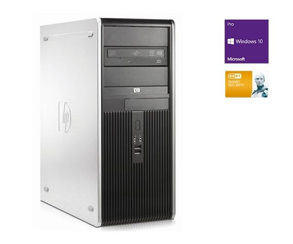 HP DC7800 B-Ware E2200 (2 x 2.20 GHz) 2GB DDR2 160 GB HDD Win10Pro 64Bit  für 82,98€