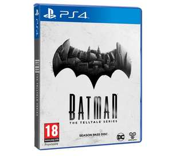 (Coolshop) Batman: The Telltale Series (PS4/Xbox One) für 24,50€