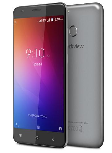 [Aliexpress] Blackview E7 4G mit B20, Quadcore 1,3 GHz, 1 GB RAM, 16 GB Flash, Fingerprint + Case, Kopfhörer