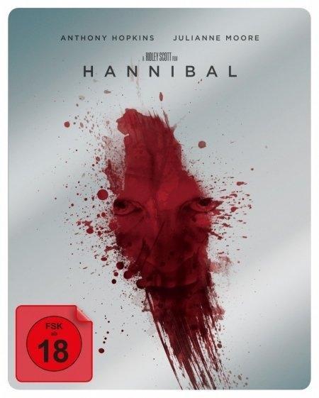 Thalia: Hannibal - 15th Anniversary (Limited Steelbook) - (Blu-ray) für 10€