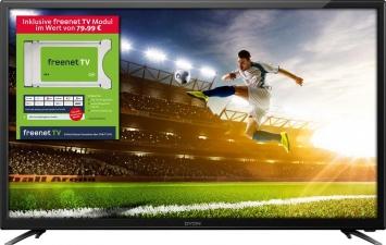 @ voelkner.de.   Dyon LED-TV MOVIE 32 + Freenet-Modul + 5l Bier