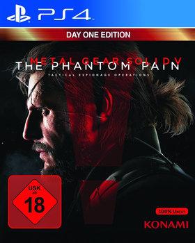 Saturn.de / Metal Gear The Phantom Pain für X1 und PS4 (Preis jetzt aktuell)