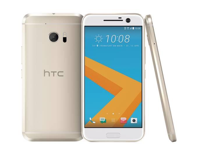 [Allyouneed.de] HTC 10 32GB gold, silber ab 501 Euro