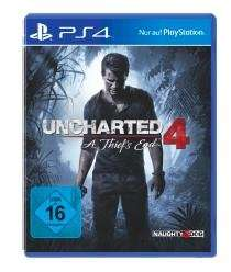 (Saturn) Uncharted 4: A Thiefs End - PlayStation 4 für 30€
