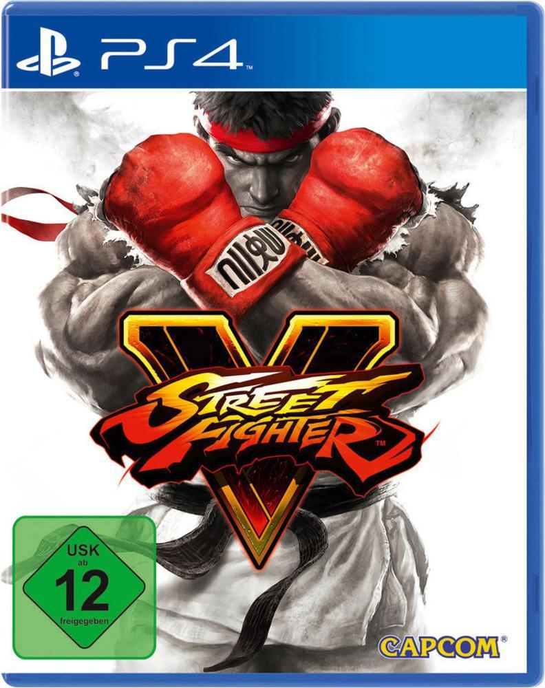 Street Fighter V (PS4) für 19,45€ [Conrad]