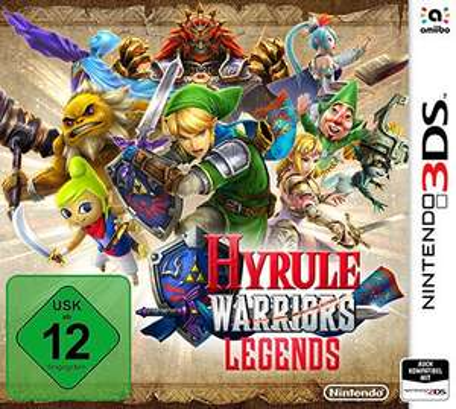 Hyrule Warriors: Legends (3DS) für 20,80€ [Amazon Prime]