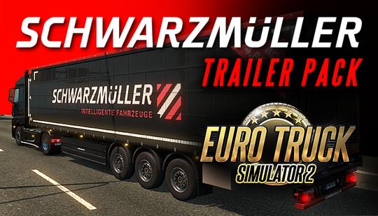 [Steam] Euro Truck Simulator 2 DLC Schwarzmüller kostenlos ab 50 Stunden Spielzeit. [Giveaway]