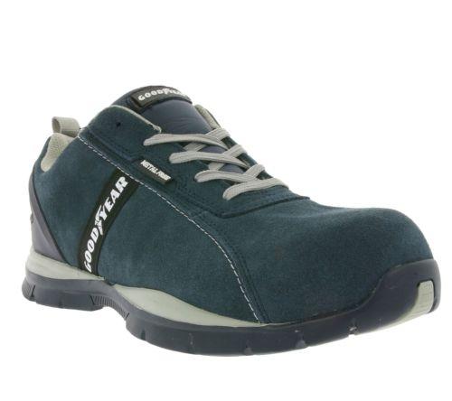 Ebay - GOOD YEAR S1P Schuhe Sicherheitsschuhe Herren Arbeitsschuhe Blau