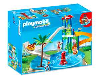 Playmobil Aquapark mit Rutschentower (6669) für 29€ bei Abholung @[real]