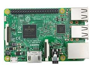 Raspberry Pi 3 Model B [Amazon]
