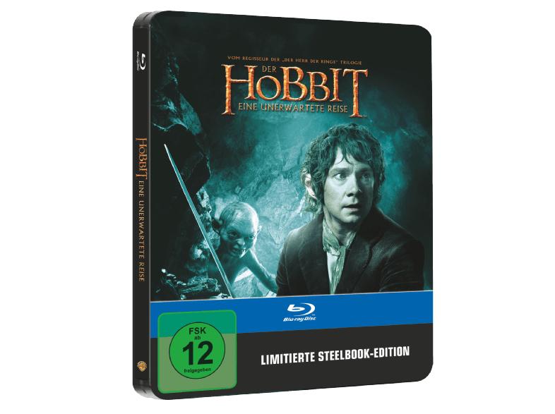 Der Hobbit: Eine unerwartete Reise (Steelbook Edition) - (Blu-ray)      SATURN