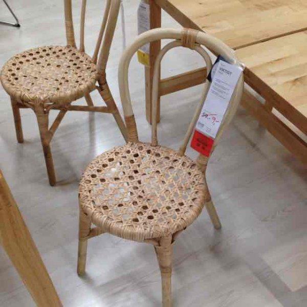 [Lokal] Ikea Ludwigsburg Viktigt Stuhl für nur 9€ statt 59€