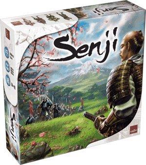 Brettspiel Senji für 8,49€ @spiele-offensive.de
