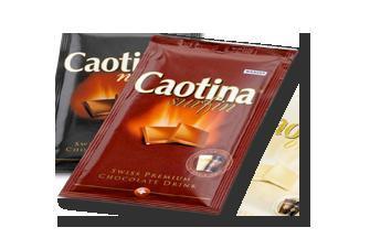 Kostenlose Probe Trinkschokolade von Caotina 1 Tütchen Trinkschokolade  (15 Gramm)
