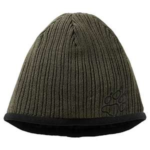 Jack Wolfskin Mütze Stormlock Rip Rap Cap Burnt Olive @ Amazon Plus