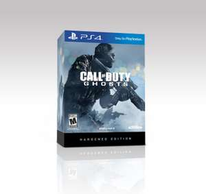 Call of Duty: Ghosts Hardened Edition - PlayStation 4 für 13,45€ @ Amazon USA
