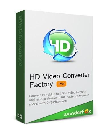 WonderFox HD Video Converter Factory Pro 10
