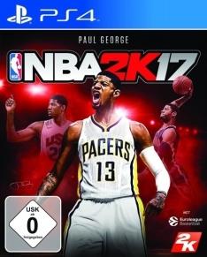 NBA 2K17 PS4/XBox One für 49,99 € bei 4u2play.de