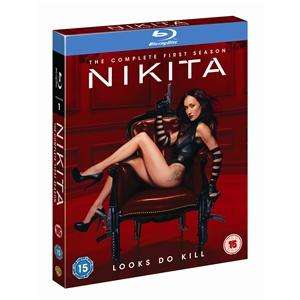 Nikita: Season 1 Box Set 5 x Blu-ray für 16.49€ @ play