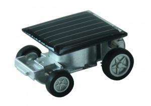 4 kleine Solarautos als Set für 11,99€ statt 17,96€