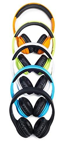 [Amazon] Boompods - Headpods -  Kopfhörer mit Mikrofon und Ferbedienungstaste(n)