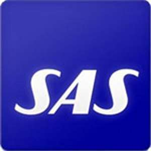 70th anniversary prices bei SAS (Fliegen ab 32€ bzw. 21€)
